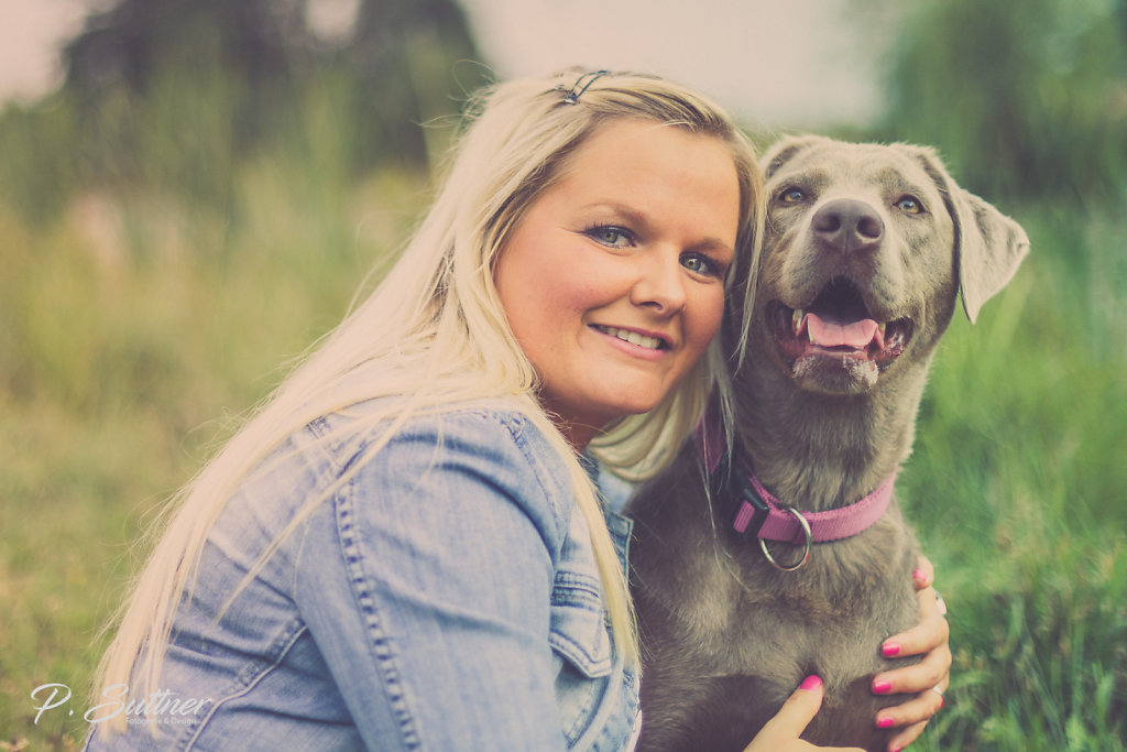 Juliane & Hund Emma